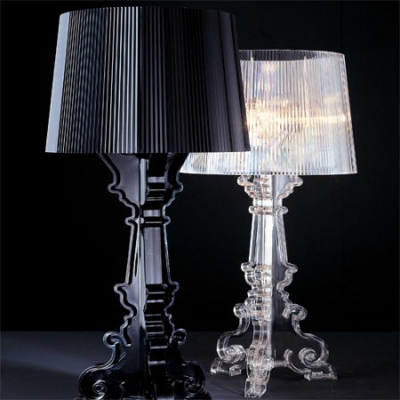 location lampe bourgie de la marque kartell. Black Bedroom Furniture Sets. Home Design Ideas