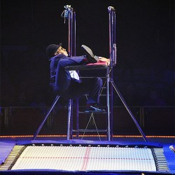Max Weldy - Trampoline Act